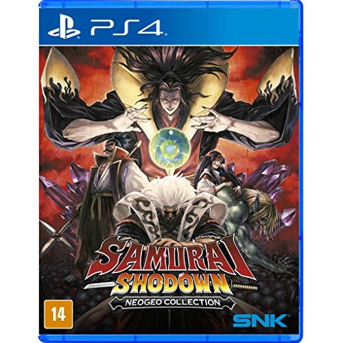 Samurai Shodown Neogeo Collection – PS4