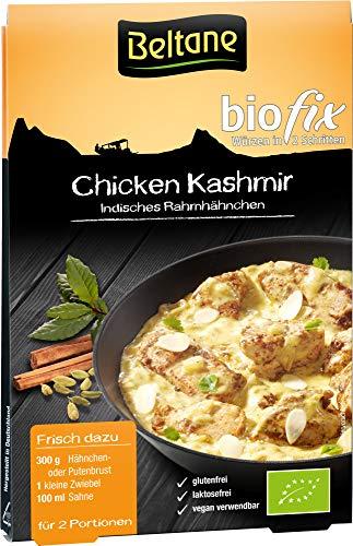 Beltane Bio biofix - Chicken Kashmir (6 x 18 gr)