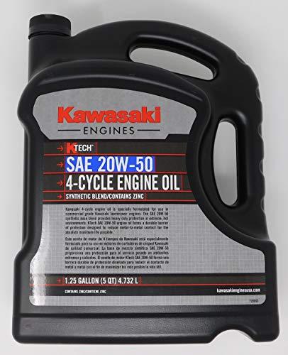 Kawasaki 99969-6504 K-Tech SAE 20W-50 4-Cycle Engine Oil