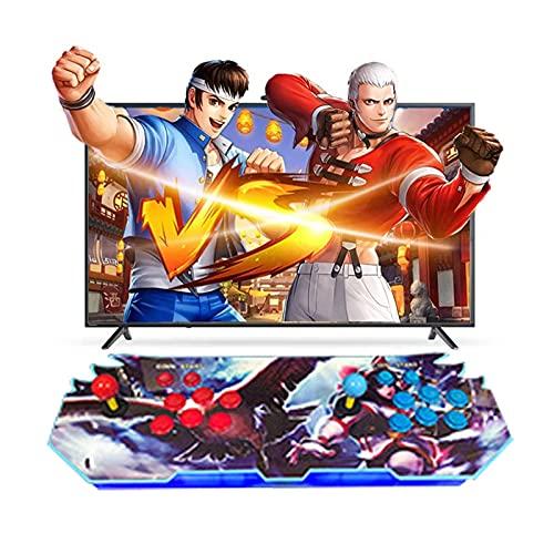 Hyncdz 3D Pandora Box 5S Video Arcade Games Console 1280x720 Full HD Videojuegos Console con Arcade Joystick Support HDMI VGA Salida