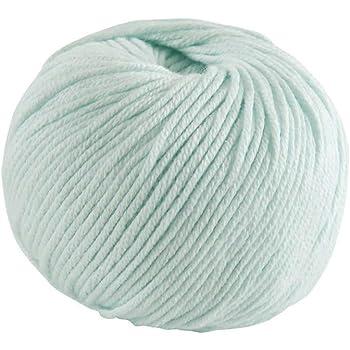DMC Natura Hilo, 100% algodón, Color 137 Azul, tamaño Mediano: Amazon.es: Hogar