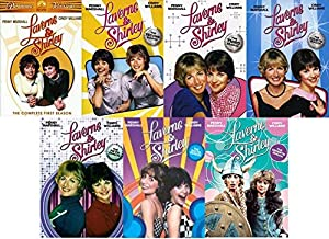 Laverne & Shirley: The Complete Series Collection - Seasons 1,2,3,4,5,6 & 7