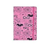 ノートブックギフト高品質A5ダイアリーピンク(色の2セット、複数の選択肢) (Color : Pink)
