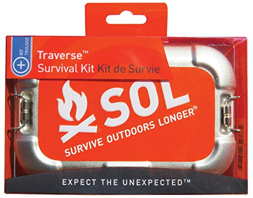 Adventure Medical Kit Traverse Survival Kit, Nicht zutreffend