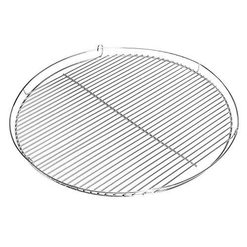 barbecook Junko Praktisches Grillrost aus Chrom als Ersatzteil oder weiteres Grillgitter Fuer Junko BBQ Grill, Durchmesser 60 cm