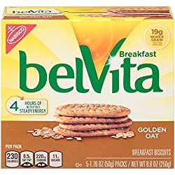 Belvita Breakfast Biscuit, Golden Oat, 8.8-Ounce