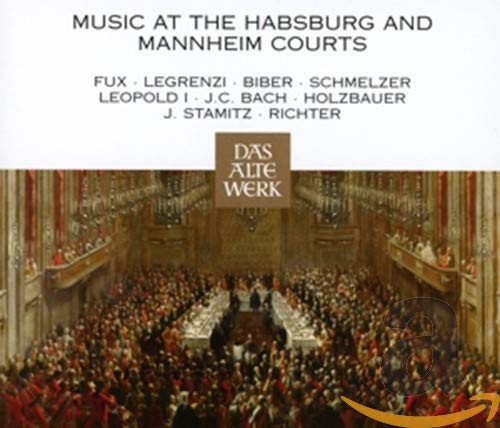 Music at the Habsburg and Mannheim Courts