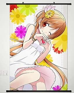 Home Decor Anime Nisekoi Tachibana Marika Wall Scroll Poster Fabric Painting Cosplay 23.6 X 35.4 Inches-028