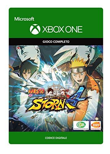 Naruto Ultimate Ninja Storm 4 | Xbox One - Codice download