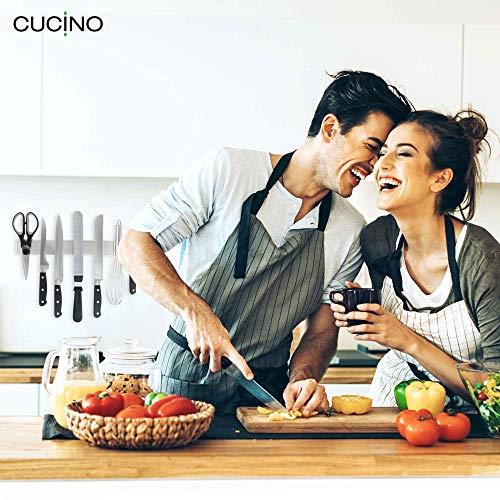 Cucino Messerleiste/Magnetleiste selbstklebend - 2