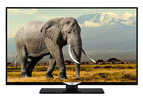 JVC LT-49V55LU 124 cm (49 Zoll) Fernseher (4K Ultra HD, HDR 10, Triple Tuner, Smart TV)