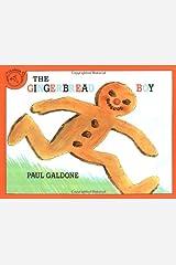 The Gingerbread Boy (Paul Galdone Classics) Kindle Edition