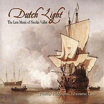 Dutch Light: The Lute Music of Nicolas Vallet