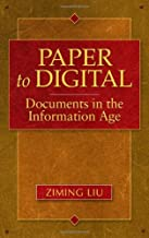 Best paper to digital documents in the information age Reviews