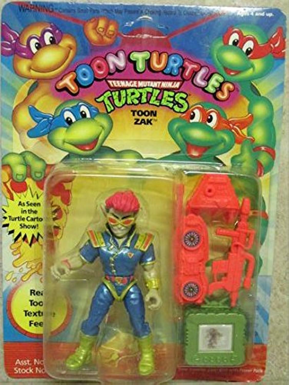 ventas directas de fábrica Tortugas Tortugas Tortugas Ninja de Toon Zak Teenage Mutant de 1993  productos creativos
