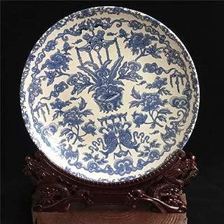 Churchill Blue Willow Fine China Earthenware Pasta Dish