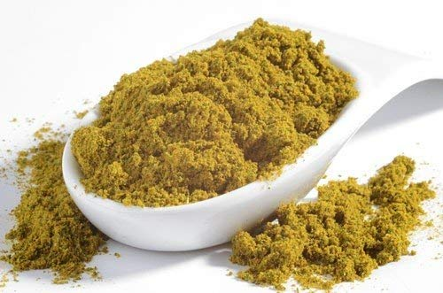 Curry grün, 80g, Green Curry deluxe, herrlich intensiv würzig - Bremer Gewürzhandel