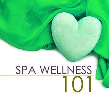 Spa Wellness 101 - Oriental Asian Massage Music, Ayurveda Healing Songs, Zen Music Garden