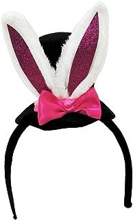 Mini Bunny Ear Top Hat Headband