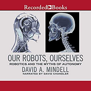 Our Robots, Ourselves cover art