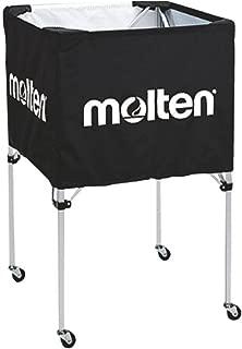MOLTEN Uni bk0012de K Ball Carro, Negro, 640x 640x 500mm