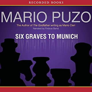Six Graves to Munich audiobook cover art