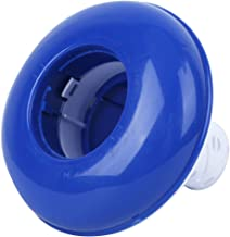 Dispensador de plástico para piscina, piscina, automático, telescópico, flotante, dispensador de dosificación de productos químicos, accesorios para herramientas de limpieza de piscinas interiores o e