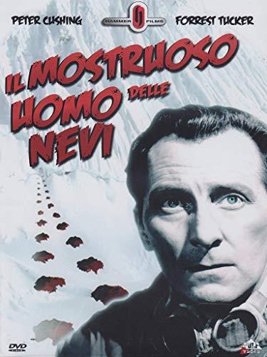 Il Mostruoso Uomo Delle Nevi  [Italia] [DVD]