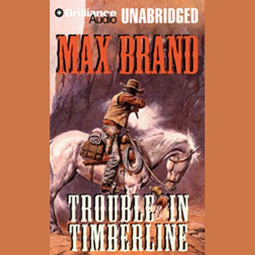 Trouble in Timberline cover art