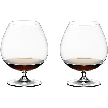 Riedel Vinum 641618 Verre à Cognac (Ballon) 2 verres