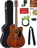 Fender CD-60SCE Mahogany Acoustic-Electric Guitar