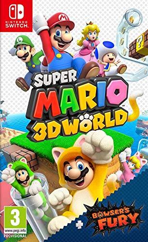 Sconosciuto Super Mario 3D World + Bowser Furia