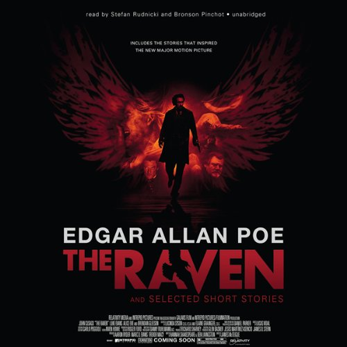 The Raven and Selected Short Stories copertina