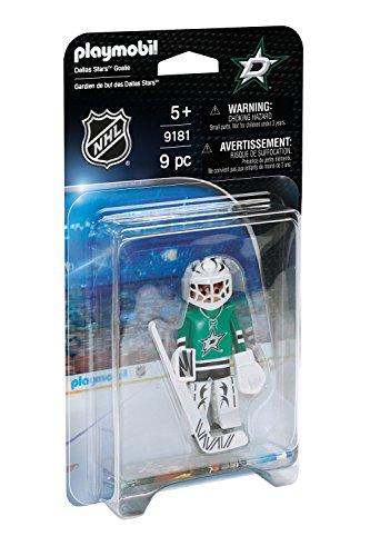 PLAYMOBIL NHL Dallas Stars Goalie