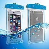 Store Zunbella® Waterproof Case, IPx8 Phone Pouch for Hospital, Swimming, Hiking, Biking, Underwater