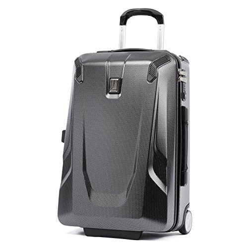 Travelpro Crew 11-Hardside Upright Luggage, Carbon Grey, Carry-On 22-Inch