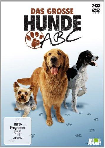 Das große Hunde-ABC (2 DVDs)