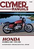 HONDA GL1000 &...image