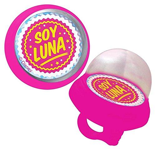 Bocina Presion Niña Infantil Soy Luna para Manillar de Bicicleta 35692 6176