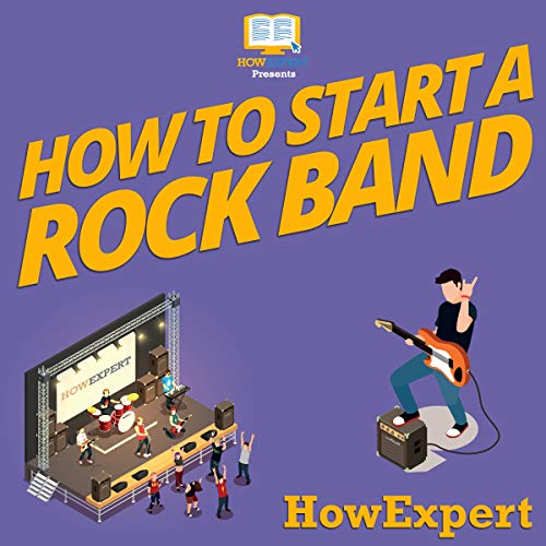 How to Start a Rock Band audiobook cover art