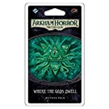 FFG Arkham Horror LCG: Where The Gods Dwell Mythos Pack, Various  (AHC43)