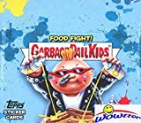 2021 Topps Garbage Pail Kids Food Fight MASSIVE Factory Sealed 24 Pack Box with 192 Cards Including (24) Booger Green Parallels! Look for Autographs, Sketch Cards, Printing Plates & More! WOWZZER!