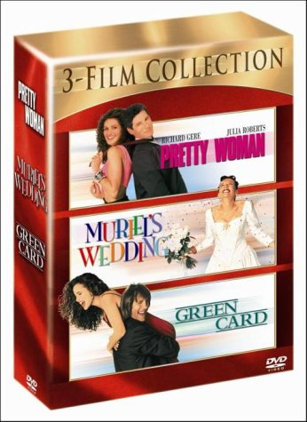 Pretty Woman/Muriels Wedding/Green Card [UK Import]