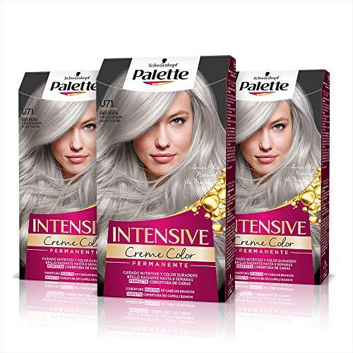 Schwarzkopf Palette Intensive Creme Color, Coloración Permanente de Cuidado con Aceite de...