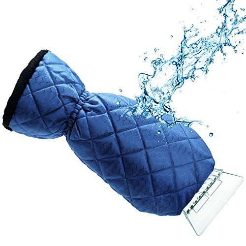 Dragon Squama Ice Scraper Mitt