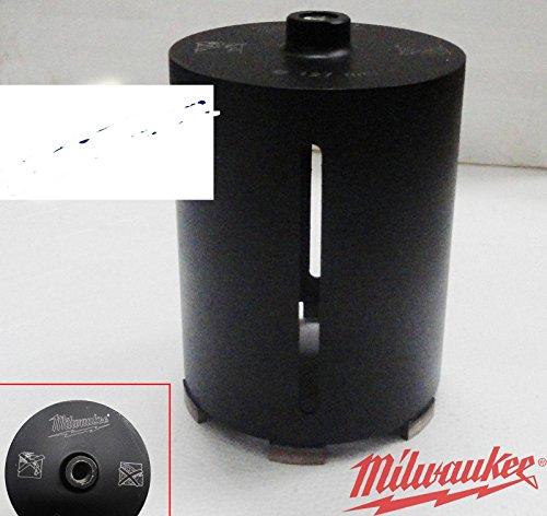 Milwaukee diamantboorkroon M16 DCH 150 Ø 68 mm X180 mm zonder stofzuiger