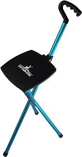 キャプテンスタッグ(CAPTAIN STAG) キャンプ用品 椅子 アルミスマート 三脚チェアUC-1542
