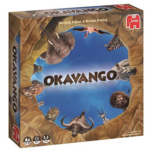 Jumbo Spiele JUM19702 - Okavango