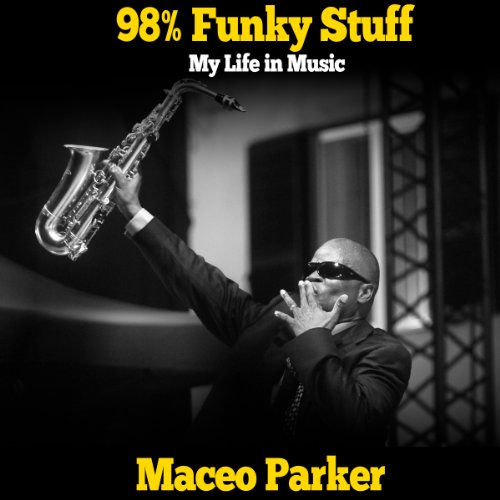 98% Funky Stuff audiobook cover art