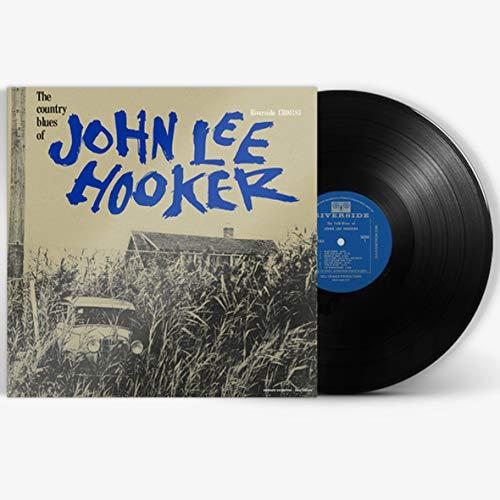 The Country Blues of John Lee Hooker (Vinyl/180g) [Vinyl LP]